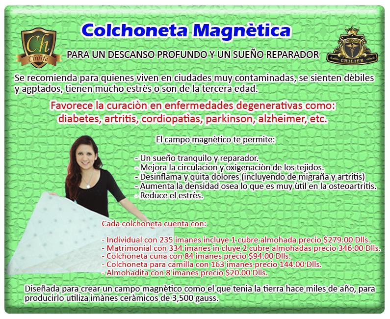 colchaneta magnetica